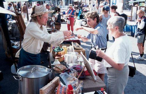 Salt Spring Summer Market
