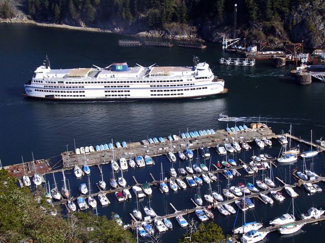 Image result for horseshoe bay bc ferry