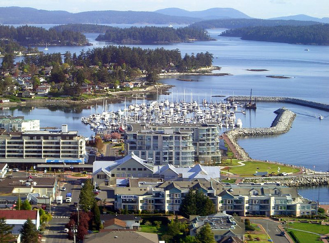 Sidney B C The Most Beautiful Place In The World To Live And Visit Cheryl Young 39 S Blog