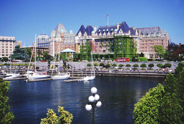 Victoria Bc The Capital Of British Columbia And One Of The Most Beautiful Cities In The World