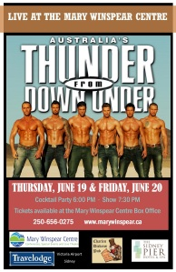 Thunder 2014 Poster